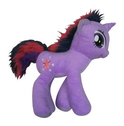 Hasbro My Little Pony Hugs and Fun Cuddle Pillow Only $9.32!