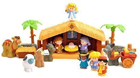 Fisher-Price Little People A Christmas Story Just $29 Down From $34!