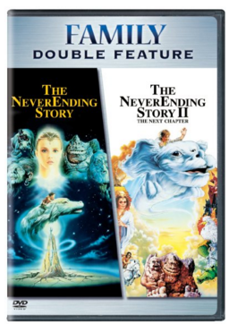 The NeverEnding Story / The NeverEnding Story II Just $4 Down From $10!