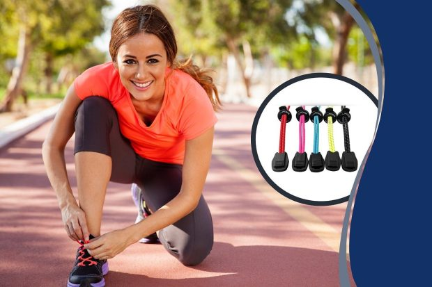 Reflective No Tie Shoelaces Just $6.97! (Reg. $13)