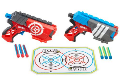 BOOMco. Dual Defenders Blasters Just $7.50 Down From $20!