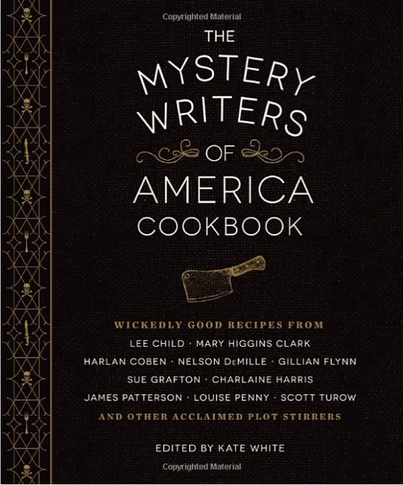 The Mystery Writers of America Cookbook Only $17.99!