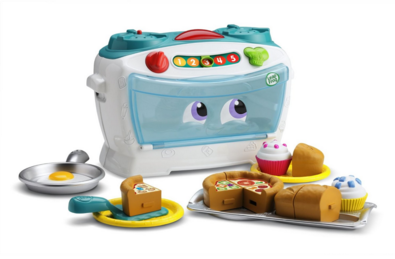LeapFrog Number Lovin' Oven Just $15 Down From $25!