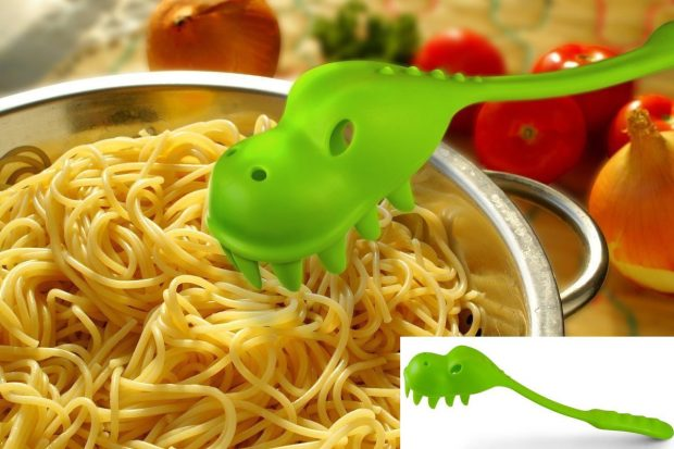 Pastasaurus Pasta Server Only $6.99! (Reg. $13)