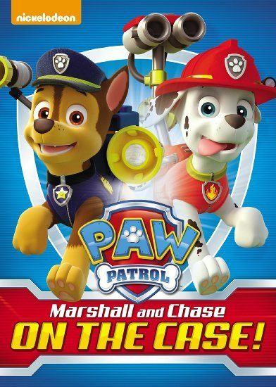 Paw Patrol DVDs Just $5.95!