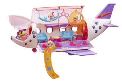 Littlest Pet Shop B1242 Pet Jet Just $28 Down From $40!