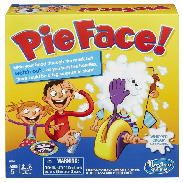 Pie Face Game Just $13.69! (Reg. $20)