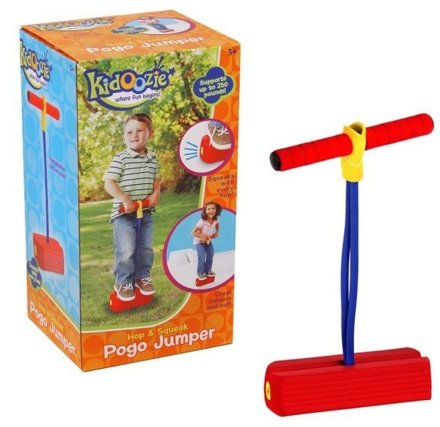 Kidoozie Foam Pogo Jumper Just $14.95! (Reg. $17)