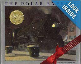 The Polar Express Book Only $9.45! (reg. $18.95)