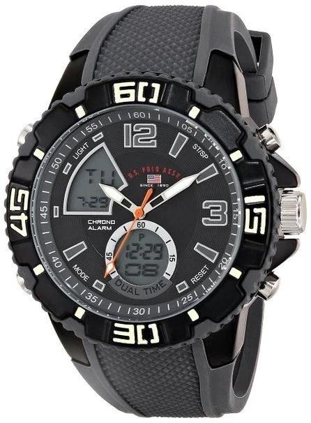 U.S. Polo Assn Men's Sports Watch Only $21.99!