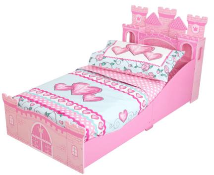 KidKraft Toddler Princess Sweetheart Bedding Just $20 Down From $47!
