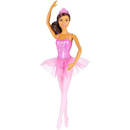 Barbie Fairytale Ballerina Doll Nikki Just $2.99! Down From $9.99!