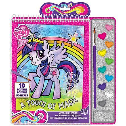 My Little Pony Sketch Portfolio Just $6.99 Down From $14.99 At Sears!
