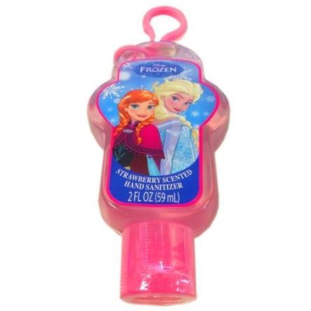 Disney Disney Frozen Strawberry Scented Hand Sanitizer Just $4.99! Down From $12.99!