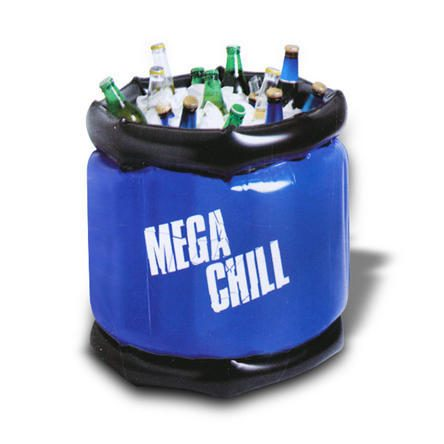 EB Brands MEGA CHILL Yard Play Large Inflatable Cooler Just $12.61! Down From $59.99!