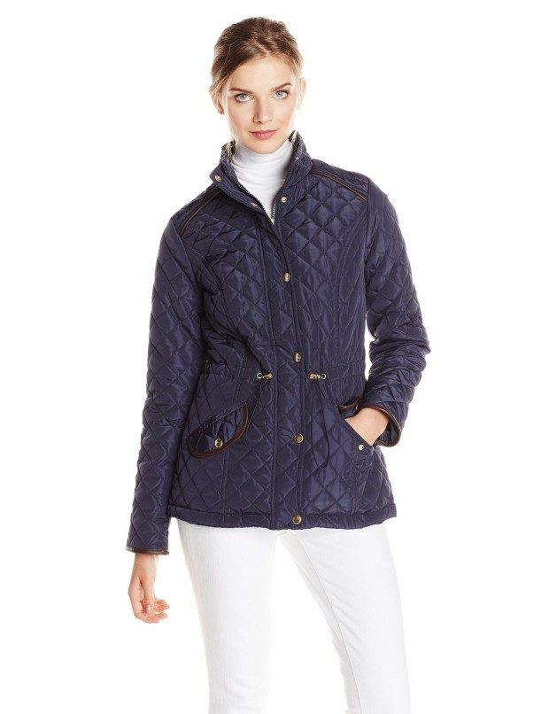 Women's Quilted Puffer Jacket Just $16.46! (Reg. $89)