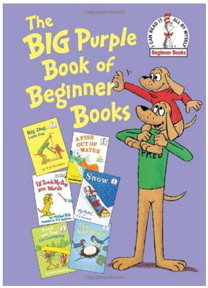 The Big Purple Book Of Beginner Books Just $10 Down From $16!