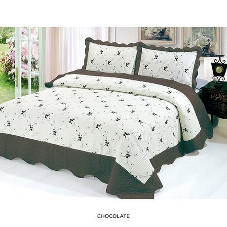 Quilt Ensemble Full/Queen Or King Just $41 Shipped!