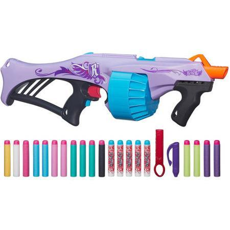 Nerf Rebelle Fearless Fire Blaster Was $35 Now Only $10!
