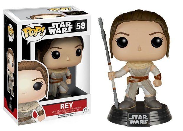 Star Wars Episode 7 Funko Pop - Rey Just $8.93! (Reg. $12.99!)