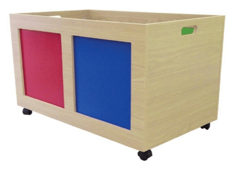 Tot Tutors Primary Focus Rolling Toy Box Just $45 Down From $60!