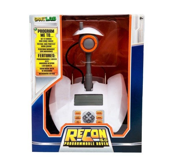 Recon 6.0 Programmable Rover Only $51.36! (Reg. $70!)