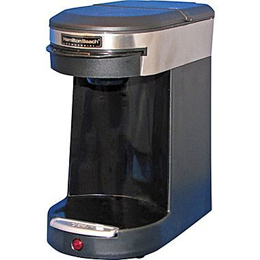 Hamilton Beach Personal One-Cup Pod Brewer Just $9.99! Down From $29.99!