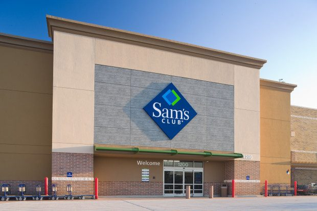 FREE One Day Sam's Club Pass!