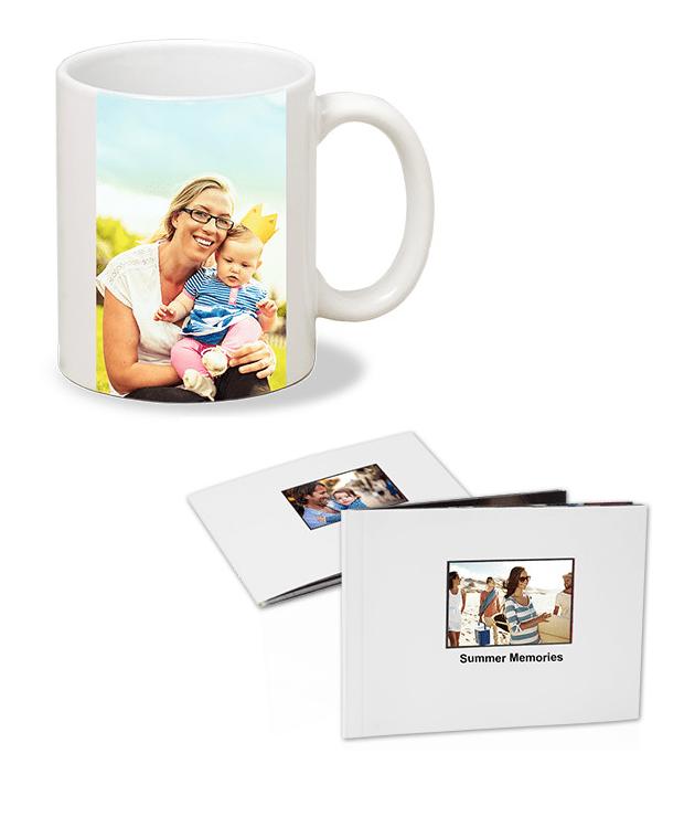 FREE Mini Photo Book Or Photo Mug At Sam's!