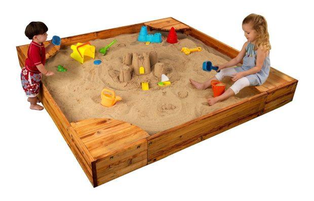 Holiday Gift Idea: Kidkraft Backyard Sandbox Just $129! Down From $300!