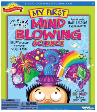 Scientific Explorer My First Mind Blowing Science Kit Just $11 Down From $22!