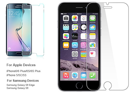 FREE Screen Protectors From Zapals!