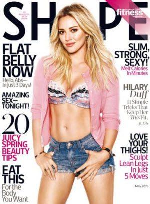 FREE 1-Year Shape Magazine Subscription!