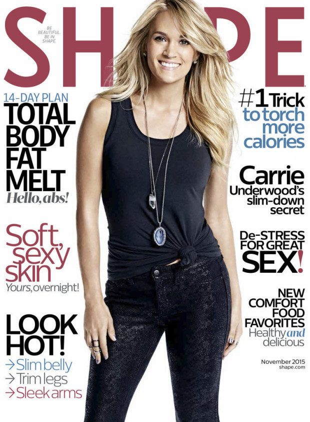 FREE Subscription to Shape Magazine!