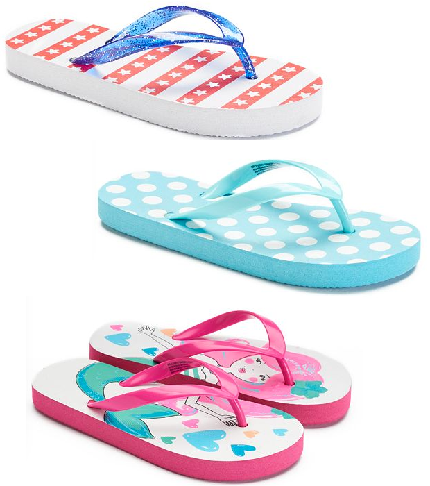 Kids Sandals Just $3.06 At Kohl's! (Reg. $8)