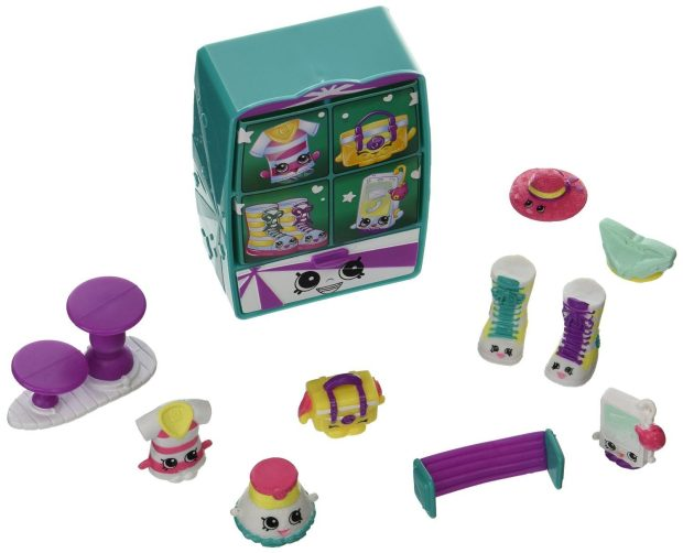 Shopkins Season 3 Fashion Spree Pack - Cool N' Casual Just $8.71!  (Reg. $15)