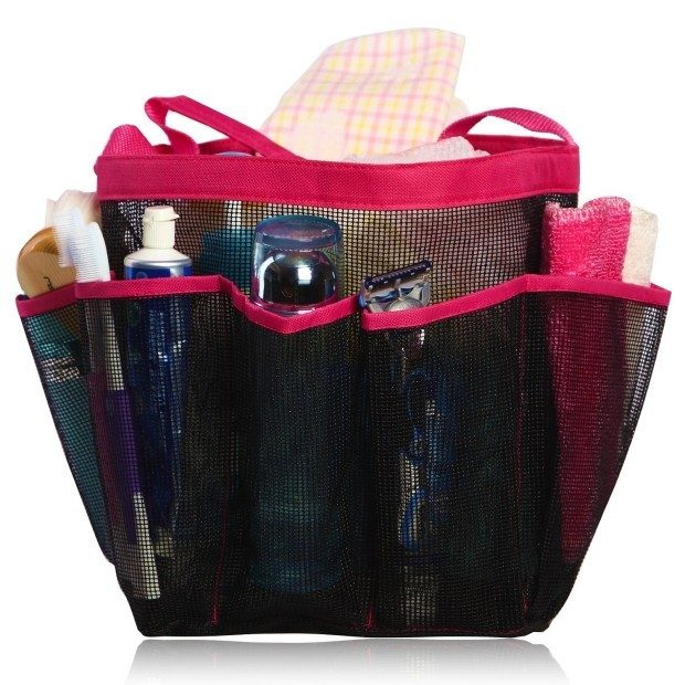 Mesh Shower Caddy Only $4.89 Plus FREE Shipping!