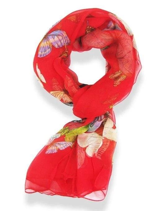 10 Scarves For Under $10!