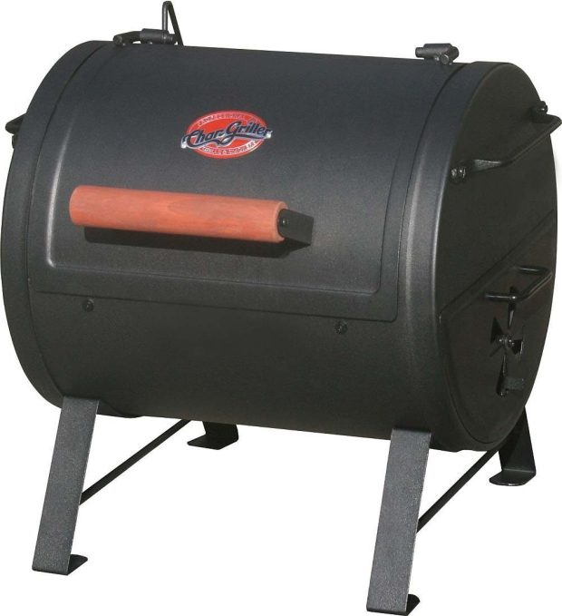Char-Griller Table Top Charcoal Grill and Side Fire Box Only $52 (Reg. $100)