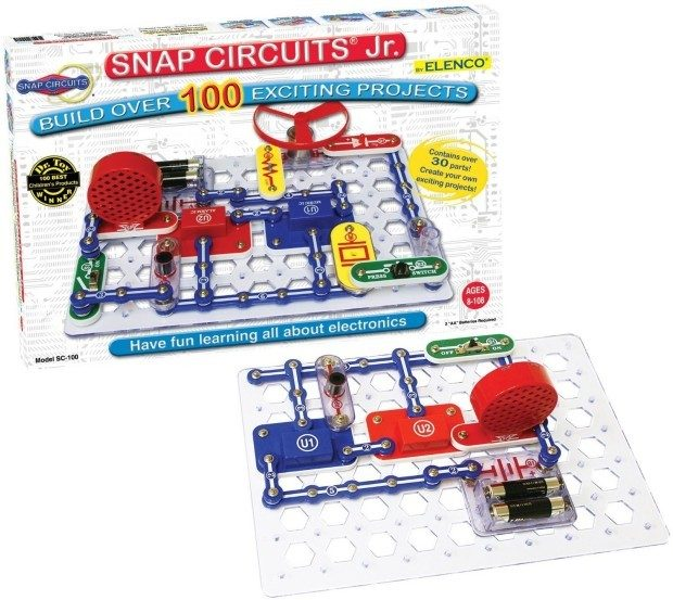 Snap Circuits Jr. Electronics Discovery Kit Only $16.79!