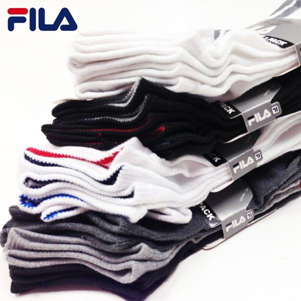 Fila Men's / Women's 12 Pair No Show Socks Only $12.99 Shipped!