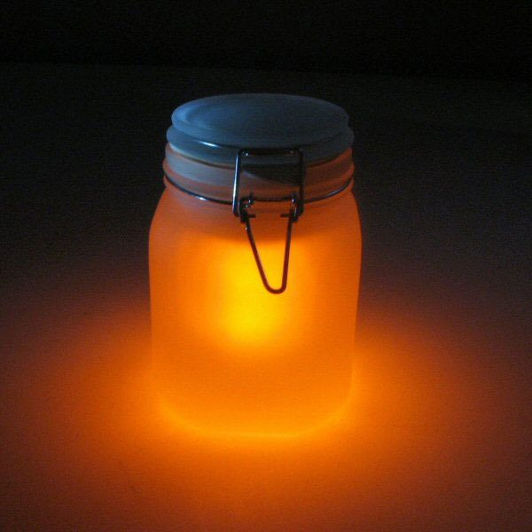 Solar Jar Light - $15/1 Or $25/3 Plus FREE Shipping!