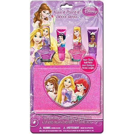 Disney Princess Kiss it Paint it Glamour Kit Just $3.74 At Sears!