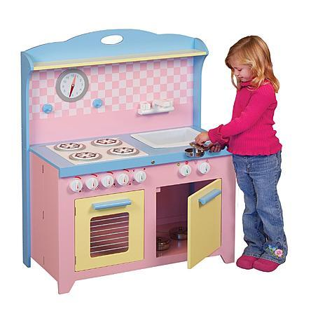 Guidecraft Hideaway Playtime Kitchen Just $105.95! Down From $263.99!