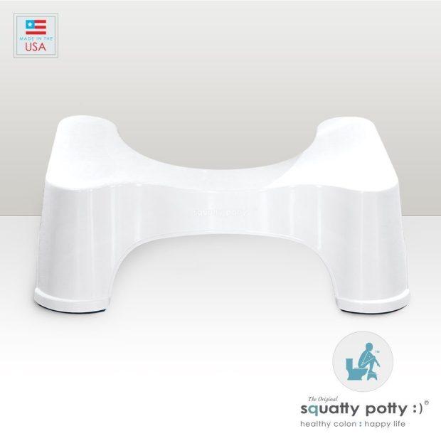 Squatty Potty® Toilet Stool, 7 Inch Just $28!  (Reg. $45)
