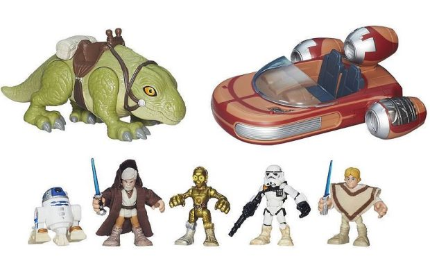 Star Wars Galactic Heroes Landspeeder Adventure Pack Just $29.99! (Reg. $70!)