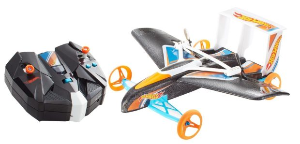 Hot Wheels Street Hawk RC Flying Car Only $24! (Reg. $60!)