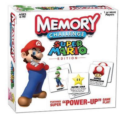 Super Mario Memory Just $7.99! (reg. $14.99)
