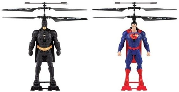 DC Comics Licensed World Tech Toys 2CH IR RC Helicopter!  Only  $15.99! Ships FREE!