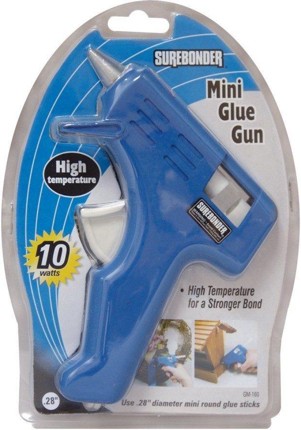 Surebonder Mini High Temperature Glue Gun Now Just $4.35!